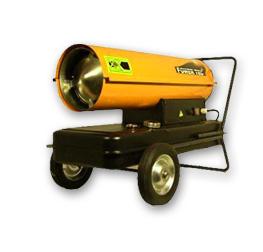Nagrzewnica olejowa Power Tec D30